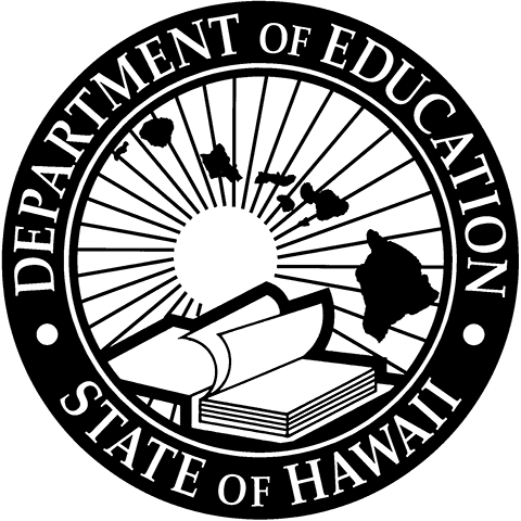 State of Hawaii Department of Education seal